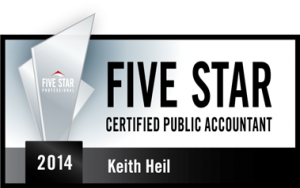 Five Star Certified Public Accountant Overland Park, KS