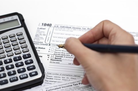 Tax Document Overland Park, KS