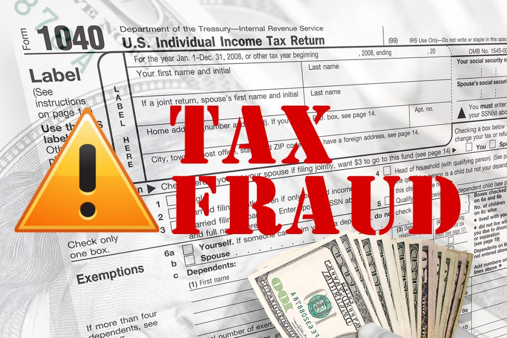 Tax Fraud Help Overland Park, KS
